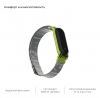 ArmorStandart Metal Milanese Magnetic Band 4302 for Xiaomi Mi Band 4/3 Camo Green рис.4