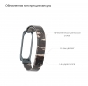 ArmorStandart Metal Milanese Magnetic Band 4302 for Xiaomi Mi Band 4/3 Camo Brown рис.3