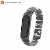 ArmorStandart Metal Milanese Magnetic Band 4302 for Xiaomi Mi Band 4/3 Camo Grey рис.1