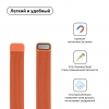 Armorstandart Milanese Loop Band для Apple Watch All Series 42/44 mm Orange (ARM55249) мал.2