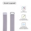 Armorstandart Milanese Loop Band для Apple Watch All Series 42/44 mm Light Purple (ARM55258) мал.2