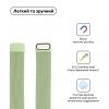 Armorstandart Milanese Loop Band для Apple Watch All Series 42/44 mm Lime Green (ARM55259) мал.2