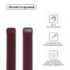 Armorstandart Milanese Loop Band для Apple Watch All Series 42/44 mm Burgundy (ARM55263) мал.2