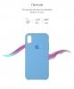 Apple iPhone XR Silicone Case (OEM) - Cornflower рис.3
