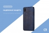 Leather case 40Y for Xiaomi Redmi 7A Dark Blue рис.3