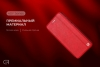 Leather case 40Y for Xiaomi Redmi 7A Red рис.2