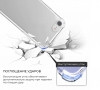 Slim Fit Air Force TPU Case for Honor 10i Transparent рис.3