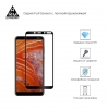 Защитное стекло Armorstandart Full Glue для Nokia 1 Plus Black (ARM55441-GFG-BK) рис.2