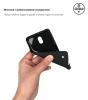 Soft Matte Slim Fit TPU Case for Nokia 1 Plus Black рис.3