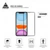 Защитное стекло ArmorStandart Pro 3D для Apple iPhone XS/X Black рис.2