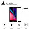 Защитное стекло ArmorStandart Pro 3D для Apple iPhone SE new/8/7 Black (ARM55364-GP3D-BK) рис.2