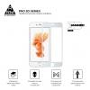 Защитное стекло ArmorStandart Pro 3D для Apple iPhone 6S White (ARM55369-GP3D-WT) рис.2