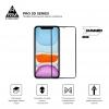 Защитное стекло ArmorStandart Pro 3D для Apple iPhone 11/XR Black (ARM55370-GP3D-BK) мал.2