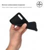 Soft Matte Slim Fit TPU Case for Vivo V17 Neo Black рис.3