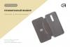 Чехол-книжка Armorstandart 40Y Case для Xiaomi Mi 9t/K20 Black (ARM55339) рис.4