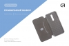 Чехол-книжка Armorstandart 40Y Case для Xiaomi Mi 9t/K20 Dark Blue (ARM55340) рис.4