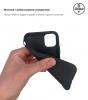 Панель Armorstandart Matte Slim Fit для Apple iPhone 11 Black (ARM55559) мал.3