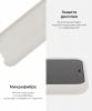 Apple iPhone 11 Silicone Case (OEM) - Ivory White рис.6