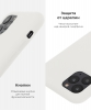 Silicone Case Original for Apple iPhone 11 Pro Max (OEM) - Ivory White мал.5