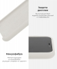 Silicone Case Original for Apple iPhone 11 Pro Max (OEM) - Ivory White мал.6