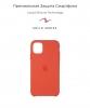 Silicone Case Original for Apple iPhone 11 Pro Max (OEM) - Orange мал.2