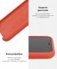 Silicone Case Original for Apple iPhone 11 Pro Max (OEM) - Orange мал.6