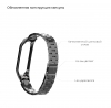 ArmorStandart Metal Band 4303 for Xiaomi Mi Band 4/3 Black рис.3