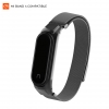 ArmorStandart Metal Milanese Magnetic Band 4303 for Xiaomi Mi Band 4/3 Black рис.1