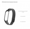 ArmorStandart Metal Milanese Magnetic Band 4303 for Xiaomi Mi Band 4/3 Black рис.3