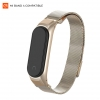 ArmorStandart Metal Milanese Magnetic Band 4303 for Xiaomi Mi Band 4/3 Vintage Gold рис.1