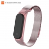 ArmorStandart Metal Milanese Magnetic Band 4303 for Xiaomi Mi Band 4/3 Rose Pink рис.1