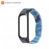 ArmorStandart Metal Milanese Magnetic Band 4303 for Xiaomi Mi Band 4/3 Camo Blue мал.1