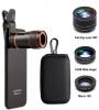 Phone Camera Len set 4-in-1 with 8X long len рис.1