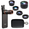 Phone Camera Len set 6-in-1 with 8X long len рис.1