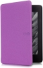 Leather Case for Amazon Kindle (10 gen) Purple рис.2