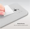 Apple iPhone 11 Pro Max Silicone Case (HC) - Mist Gray рис.5