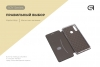 Чехол-книжка Armorstandart 40Y Case для Samsung A20s 2019 (A207) Black (ARM55521) мал.4