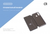 Чехол-книжка Armorstandart 40Y Case для Samsung A20s 2019 (A207) Dark Blue (ARM55522) мал.4