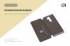 Чехол-книжка Armorstandart 40Y Case для Xiaomi Redmi Note 8 Pro Black (ARM55530) мал.4