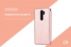 Leather case 40Y for Xiaomi Redmi Note 8 Pro Rose Red рис.3