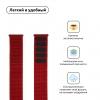 Armorstandart Nylon Band для Apple Watch All Series 38/40 mm Red (ARM55851) мал.2