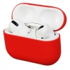 Airpods Pro Ultrathin Silicon case Red (in box) мал.1