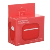 Airpods Pro Ultrathin Silicon case Red (in box) мал.3