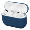 Airpods Pro Ultrathin Silicon case Dark Blue (in box) рис.1