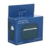 Airpods Pro Ultrathin Silicon case Dark Blue (in box) мал.3