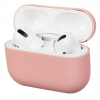 Airpods Pro Ultrathin Silicon case Baby Pink (in box) рис.1