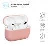 Airpods Pro Ultrathin Silicon case Baby Pink (in box) мал.2