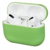 Airpods Pro Ultrathin Silicon case Grass Green (in box) мал.1