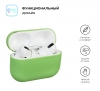 Airpods Pro Ultrathin Silicon case Grass Green (in box) мал.2
