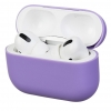Airpods Pro Ultrathin Silicon case Purple (in box) рис.1